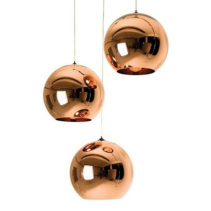 L3075 đèn treo mirror ball, đèn trang trí